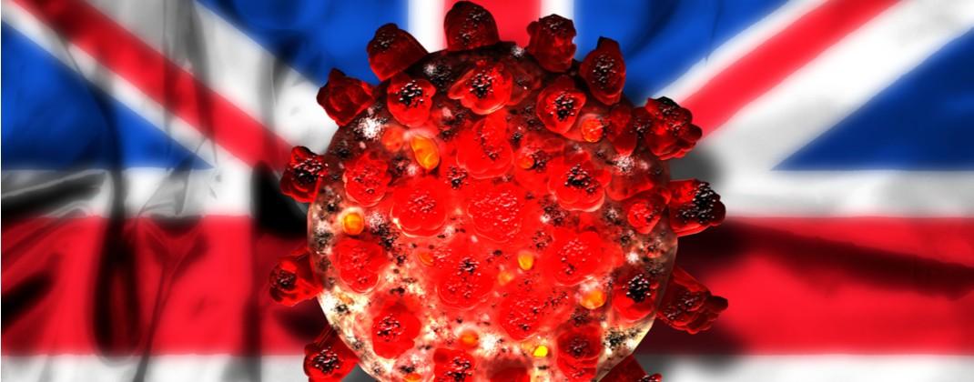 Ce ştim despre noua tulpină a SARS-CoV-2 apărută în Regatul Unit?