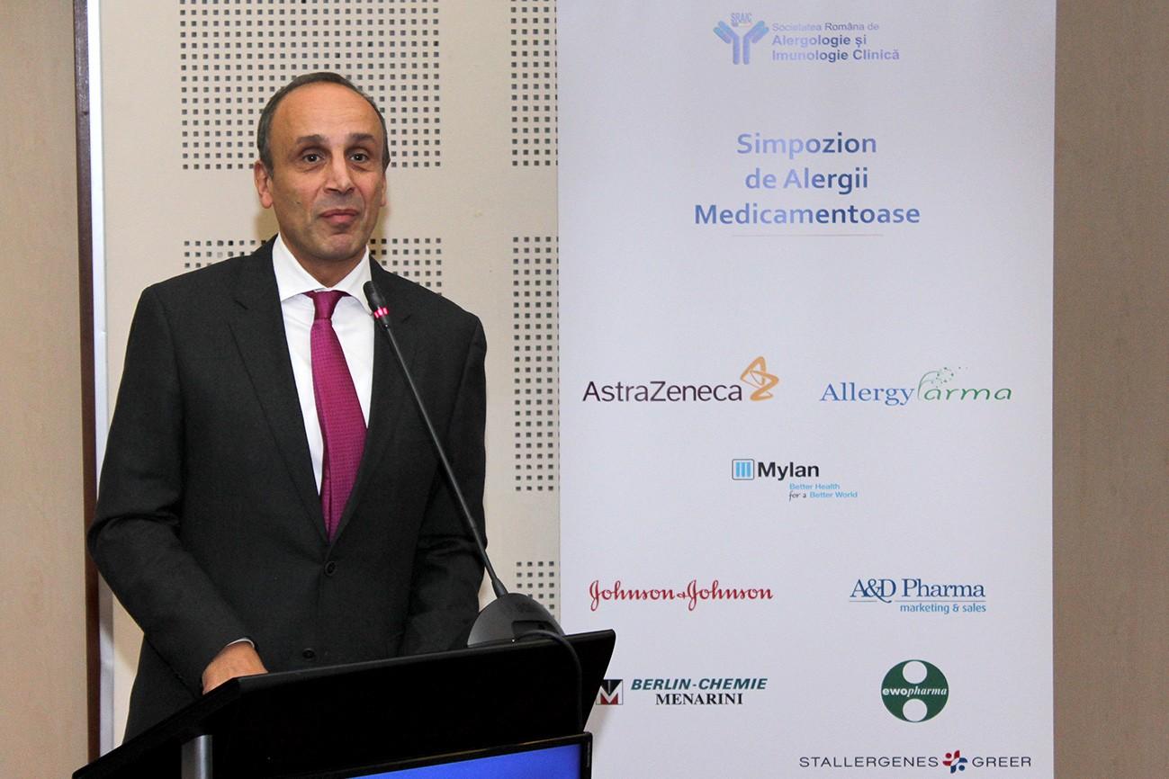 Dr. Wargha Enayati, acționarul MedicHub