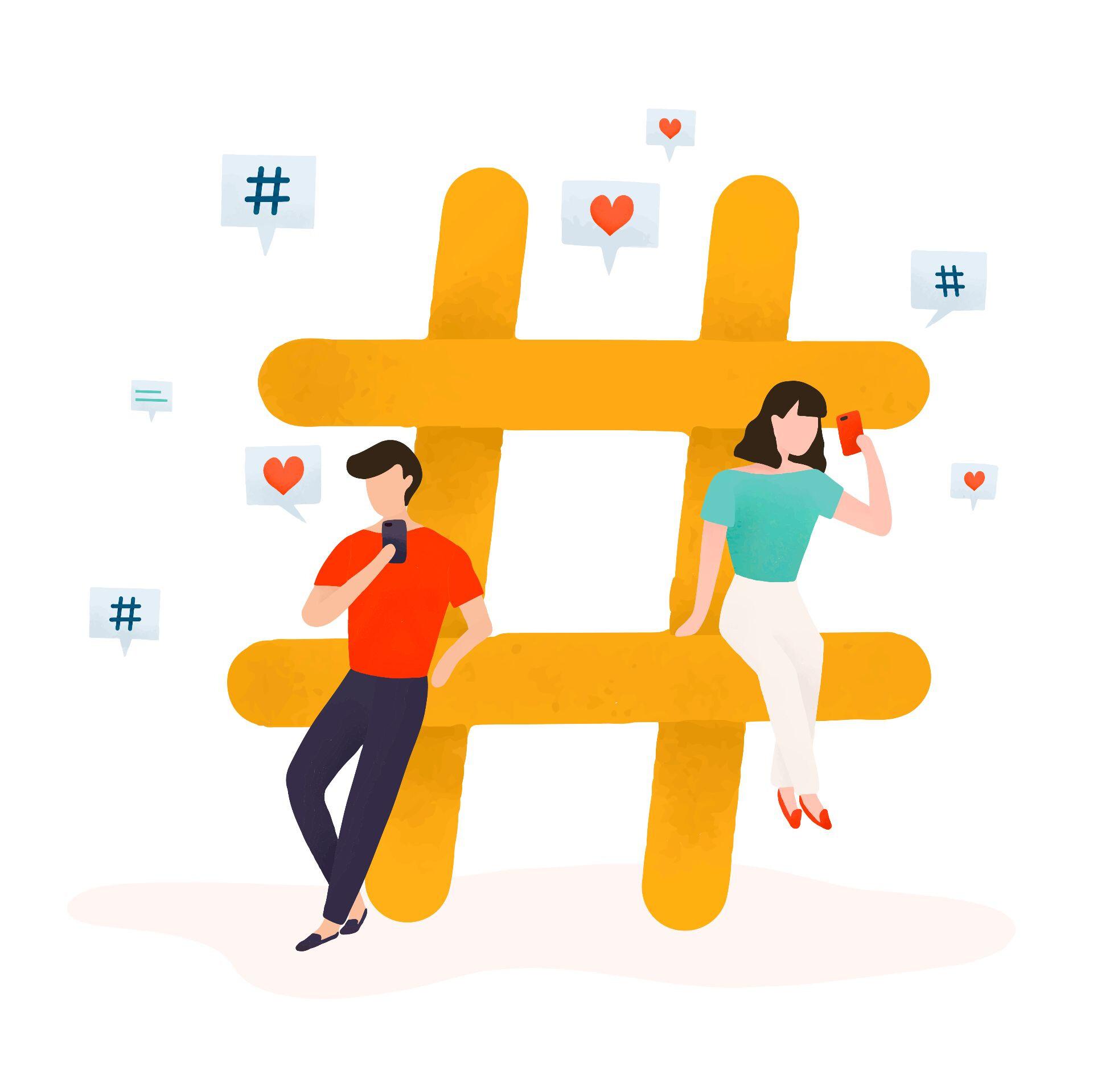 Hashtagurile din zona medicală și de sănătate