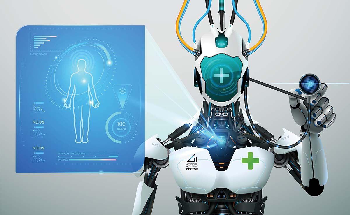 Inteligenţa artificială în medicină