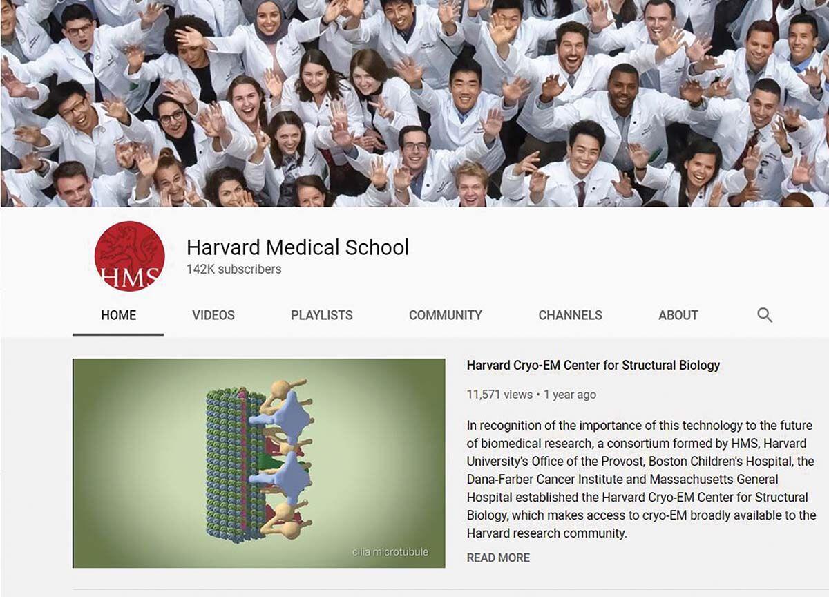 Medicina pe YouTube