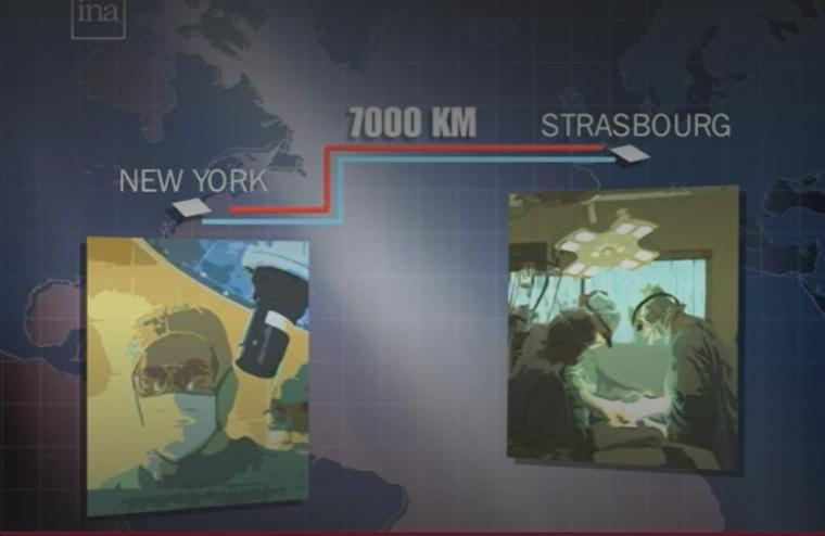 VIDEO: Operația Lindbergh, prima intervenție prin telemedicină din lume